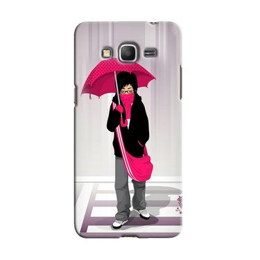 Snooky 36574 Digital Print Hard Back Case Cover For Samsung Galaxy Grand Prime - Multicolour