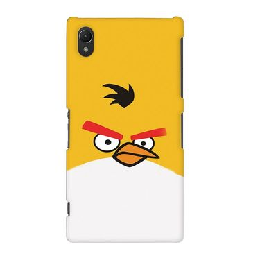 Snooky 37163 Digital Print Hard Back Case Cover For Sony Xperia Z2 - Yellow