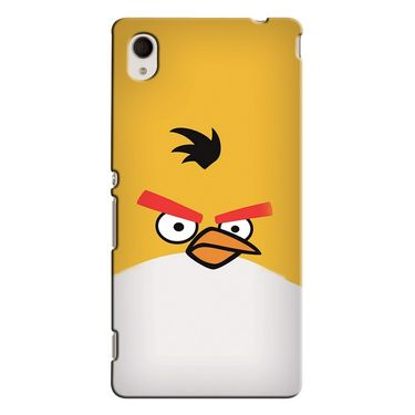 Snooky 37863 Digital Print Hard Back Case Cover For Sony Xperia M4 AQUA DUAL - Yellow