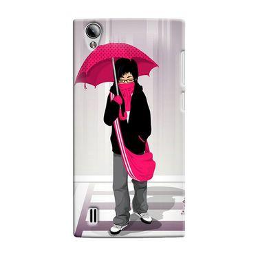 Snooky 37524 Digital Print Hard Back Case Cover For Vivo Y15 - Multicolour