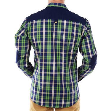 Bendiesel Checks Cotton Shirt_Bdc071 - Multicolor