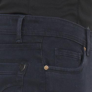 Slim Fit Cotton Jeans_Zbd01 - Blue