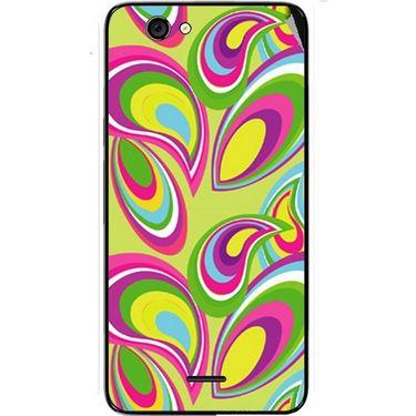 Snooky 40449 Digital Print Mobile Skin Sticker For Micromax Canvas Knight Cameo A290 - multicolour