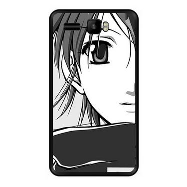 Snooky 42153 Digital Print Mobile Skin Sticker For Intex Aqua R3 - Grey