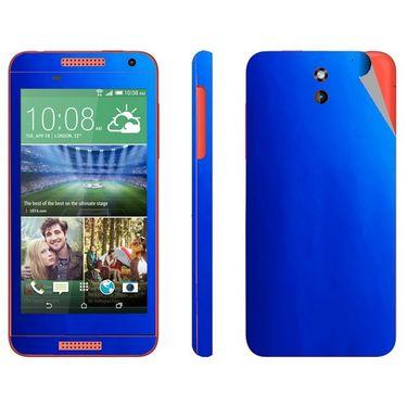 Snooky 20477 Mobile Skin Sticker For Htc Desire 610 - Blue
