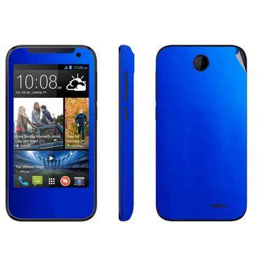 Snooky 20619 Mobile Skin Sticker For HTC Desire 310 - Blue