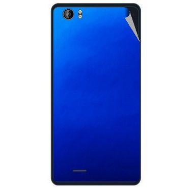 Snooky 43208 Mobile Skin Sticker For Intex Aqua Desire - Blue
