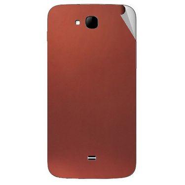 Snooky 43295 Mobile Skin Sticker For Intex Aqua i15 - Copper