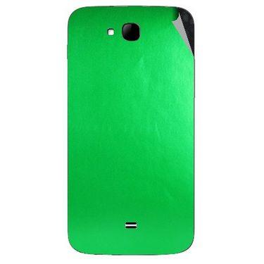 Snooky 43300 Mobile Skin Sticker For Intex Aqua i15 - Green