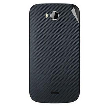 Snooky 43531 Mobile Skin Sticker For Intex Aqua Wonder - Black