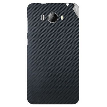 Snooky 43615 Mobile Skin Sticker For Intex Aqua N15 - Black
