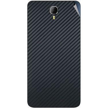 Snooky 43627 Mobile Skin Sticker For Intex Aqua Star 2 - Black