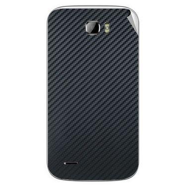 Snooky 43675 Mobile Skin Sticker For Intex Cloud Z5 - Black