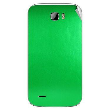 Snooky 43684 Mobile Skin Sticker For Intex Cloud Z5 - Green