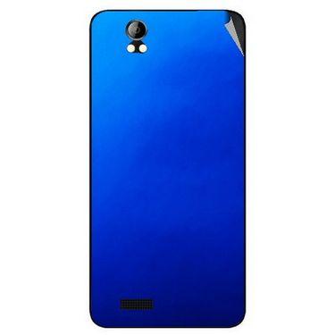 Snooky 43688 Mobile Skin Sticker For Intex Aqua Style Pro - Blue