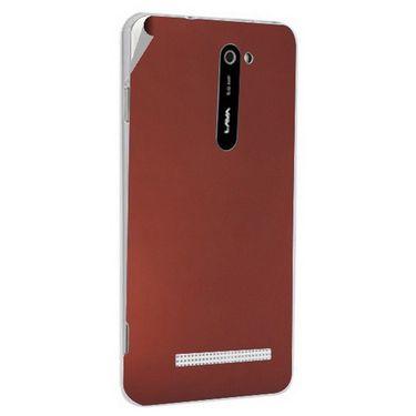 Snooky 43775 Mobile Skin Sticker For Lava Iris 503 - Copper