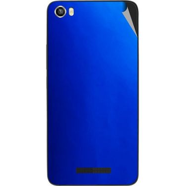 Snooky 43820 Mobile Skin Sticker For Lava Iris X8 - Blue