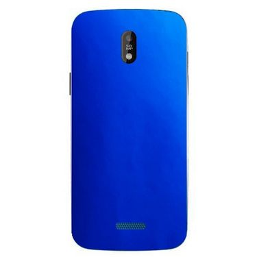 Snooky 43832 Mobile Skin Sticker For Lava Iris 450 - Blue