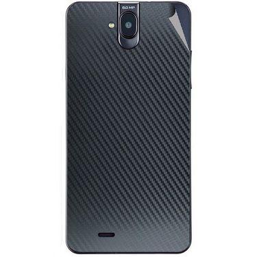 Snooky 43843 Mobile Skin Sticker For Lava Iris 550Q - Black