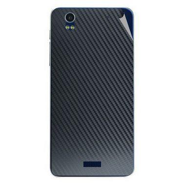 Snooky 43867 Mobile Skin Sticker For Lava Iris Pro 20 - Black