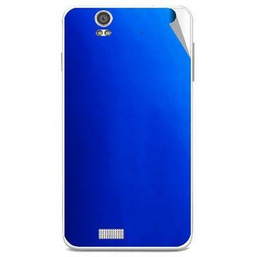 Snooky 43892 Mobile Skin Sticker For Lava Iris X5 - Blue