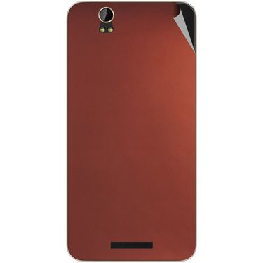 Snooky 43907 Mobile Skin Sticker For Lava Iris X1 Grand - Copper