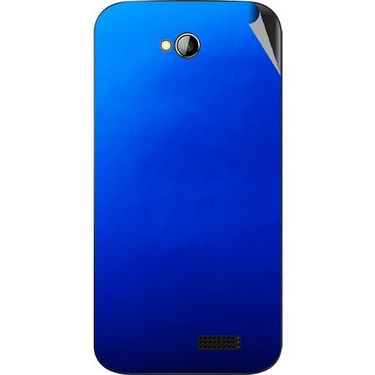Snooky 43964 Mobile Skin Sticker For Micromax Bolt A089 - Blue