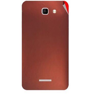 Snooky 44147 Mobile Skin Sticker For Micromax Canvas XL2 A109 - Copper