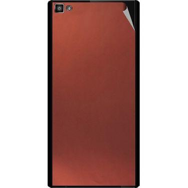 Snooky 44387 Mobile Skin Sticker For Xolo Hive 8X 1000 - Copper