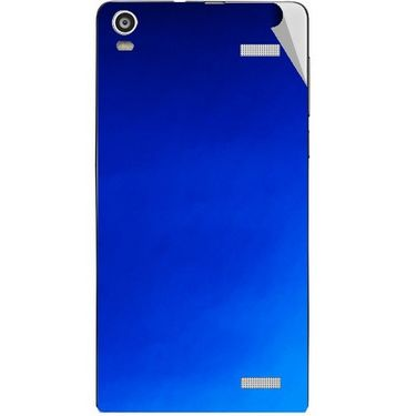 Snooky 44480 Mobile Skin Sticker For Xolo A1000s - Blue