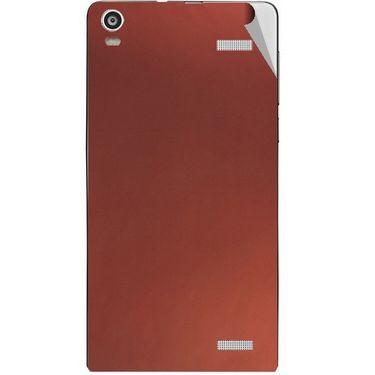 Snooky 44483 Mobile Skin Sticker For Xolo A1000s - Copper