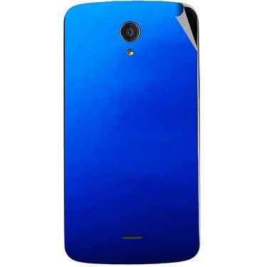 Snooky 44516 Mobile Skin Sticker For Xolo Omega 5.5 - Blue