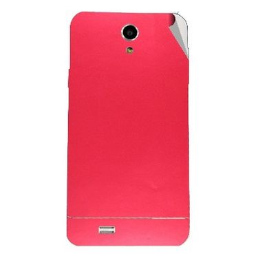 Snooky 44614 Mobile Skin Sticker For Xolo Q900   Red available at Naaptol for Rs.299
