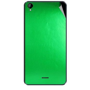 Snooky 44704 Mobile Skin Sticker For Xolo Q2000L - Green