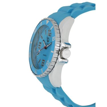 Chappin & Nellson Analog Round Dial Watch For Women_Cnp10w23 - Blue
