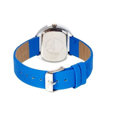 Exotica Fashions Analog Oval Dial Watch For Women_Efl8w72 - Blue