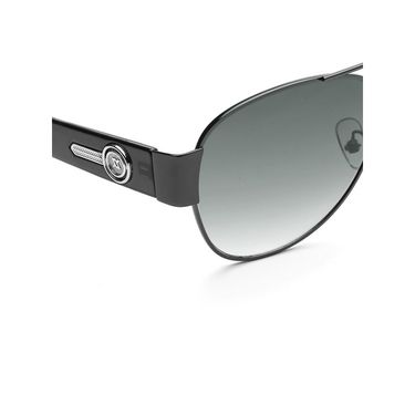 Alee Metal Oval Unisex Sunglasses_165 - Blue