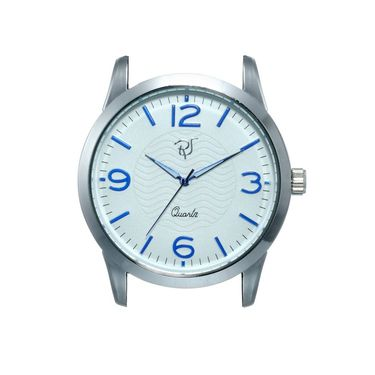 Rico Sordi Analog Round Dial Watch_Rwl38 - White