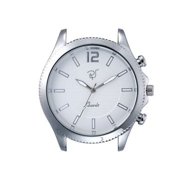 Rico Sordi Analog Round Dial Watch_Rwl41 - White