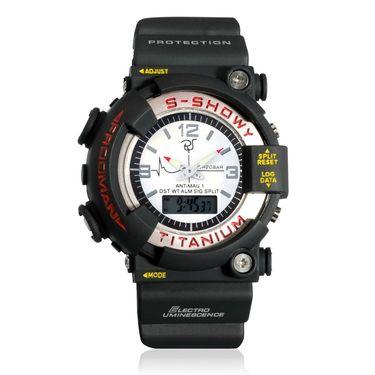 Rico Sordi Analog Round Dial Watch_Sport49 - Multicolor