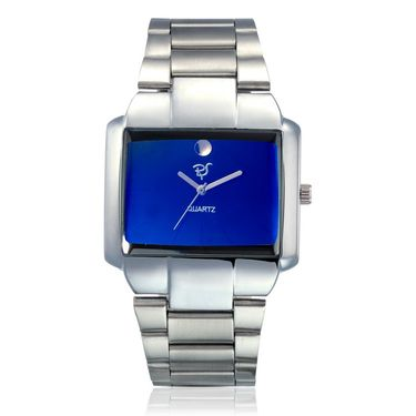 Rico Sordi Analog Square Dial Watch_Rws53 - blue