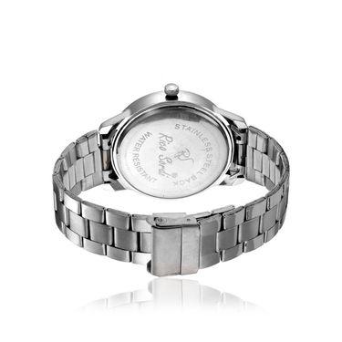 Rico Sordi Analog Round Dial Watch_Rws64 - White