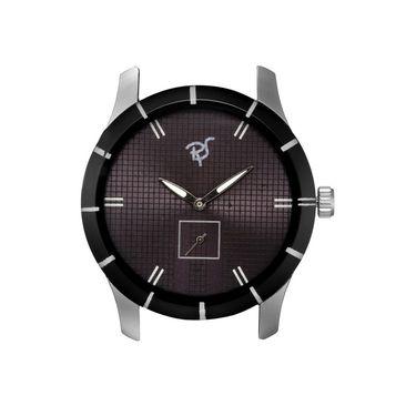 Rico Sordi Analog Round Dial Watch_Rws65 - Black
