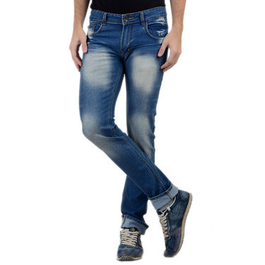 Pack of 3 Faded Slim Fit Jeans_3cmfr3
