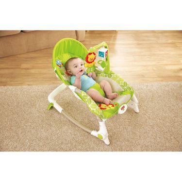 Mattel Fisher Price Newborn to Toddler Rocker Asia