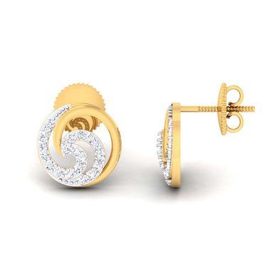 Kiara Sterling Silver Kinjal Earrings_5128e