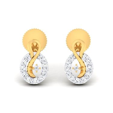 Kiara Sterling Silver Ishita Earrings_5140e