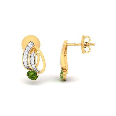 Kiara Sterling Silver Zoya Earrings_5208e