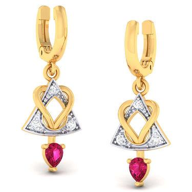 Kiara Sterling Silver Suhani Earrings_5232e
