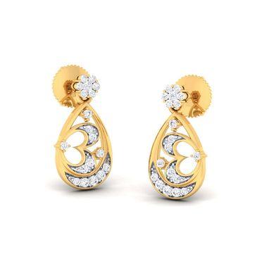 Kiara Sterling Silver Purvi Earrings_5468e